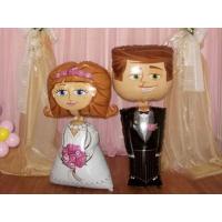 Ходячая Фигура, Невеста/Жених (48''/122 см)/(50''/127 см)