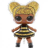 Фигура, Кукла ЛОЛ (LOL), Сияющая Королева(34''/86 см)