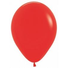 """Шар 12""""/30 см """"Красный"""""""
