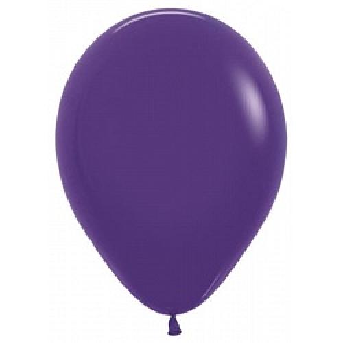 """Шар 12""""/30см.""""Фиолетовый"""""""