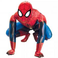 Шар (36''/91 см) Ходячая Фигура, Человек-паук