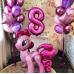 Шар (47''/119 см) Ходячая Фигура, My Little Pony, Лошадка Пинки Пай