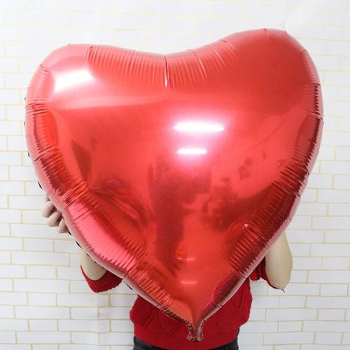 """Фольгированный шар (32''/81 см) """"Сердце"""""""