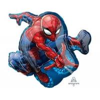 Шар (29''/74 см) Фигура, Человек-паук в прыжке