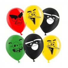 "Шар 12""/30см.(Angry Birds)"