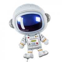 "Шар ( 70/60 см) Фигура ""Космонавт"""