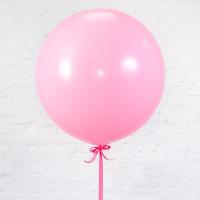 """Шар Гигант  24""""/65 см.""""Розовый"""""""