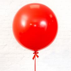 """Шар Гигант  24""""/65 см.""""Красный"""""""