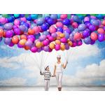 Сколько летают воздушные шары?